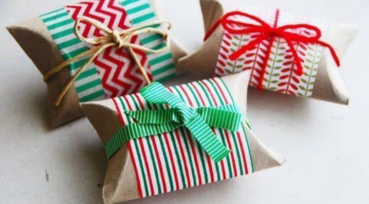 Обзор подарочной упаковки